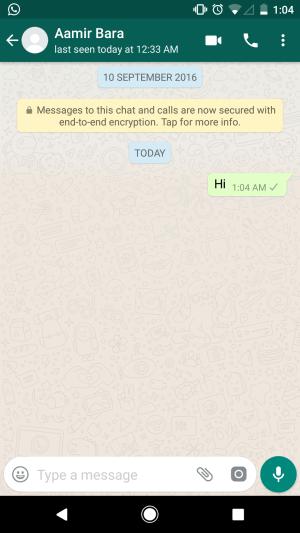 Enable WhatsApp Revoke Message Feature